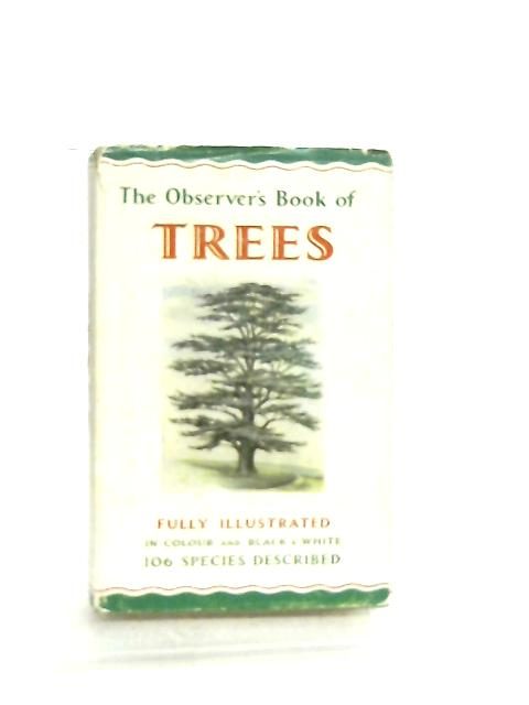 "The Observer""s Book of Trees and Shrubs by W. J. Stokoe"