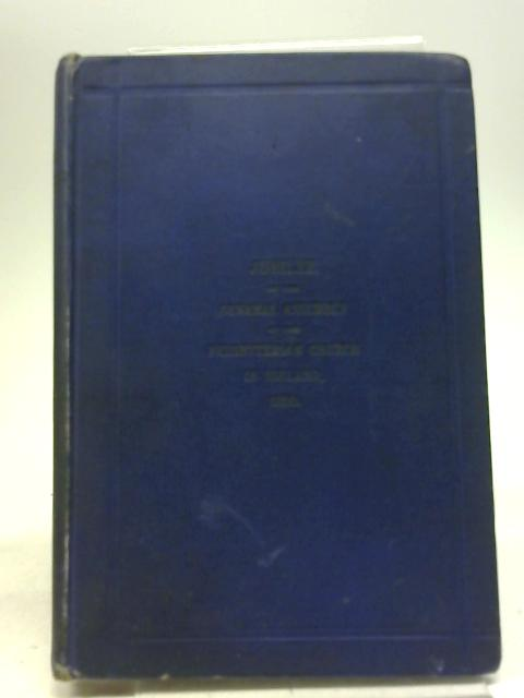 Jubilee Of The General Assembly Of The Presyterian Church In Ireland Belfast July 1890 by Preface Wm Johnstone