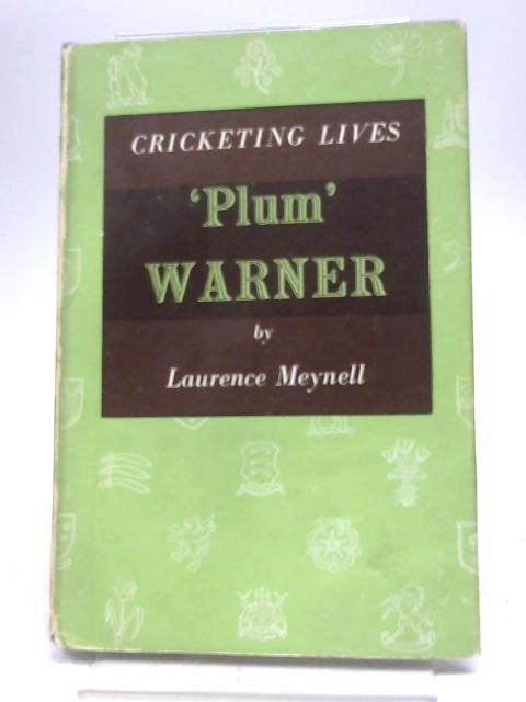 """""""Plum"""" Warner by Laurence Meynell"""