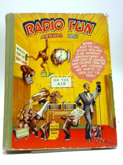 Radio Fun Annual 1951 By Anon