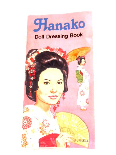 Hanako Doll Dressing Book by Anon