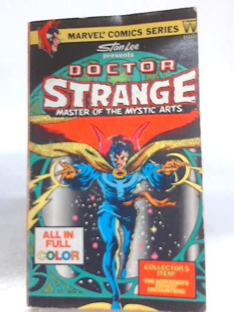 Doctor Strange: Master of the Mystic Arts By Marvel Comics