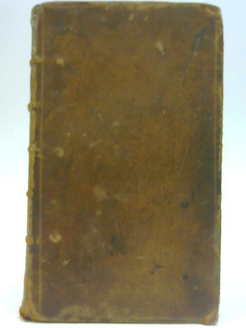 The Adventures of Gil Blas of Santillane. Volume IV By Tobias Smollett