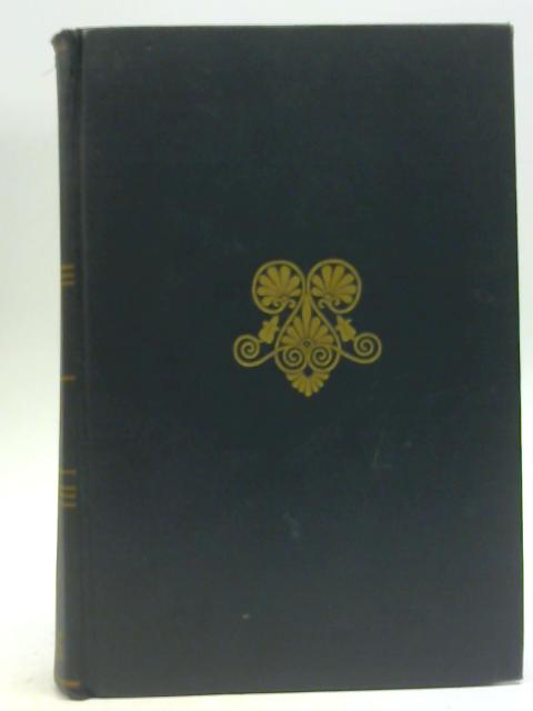 The Eleven Comedies. Two Volumes in One By Aristophanes