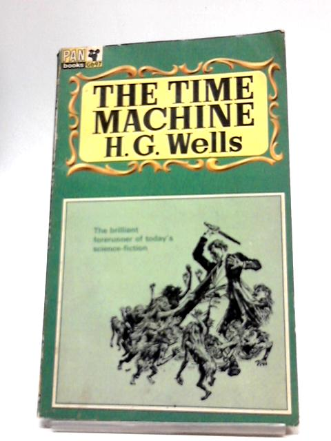 The Time MacHine By Wells H. G.