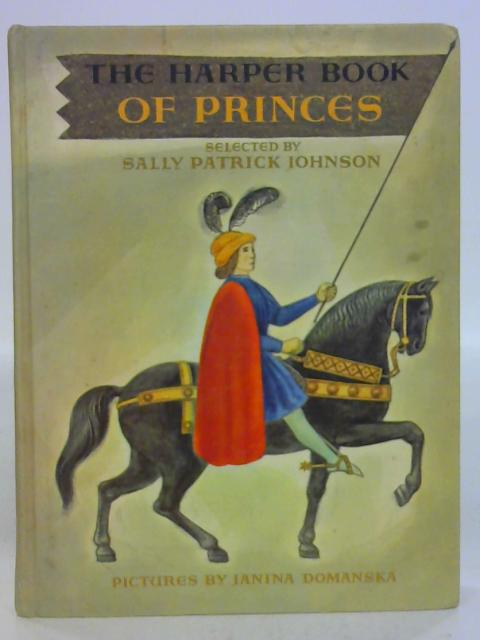The Harper Book of Princes By Sally Patrick Johnson