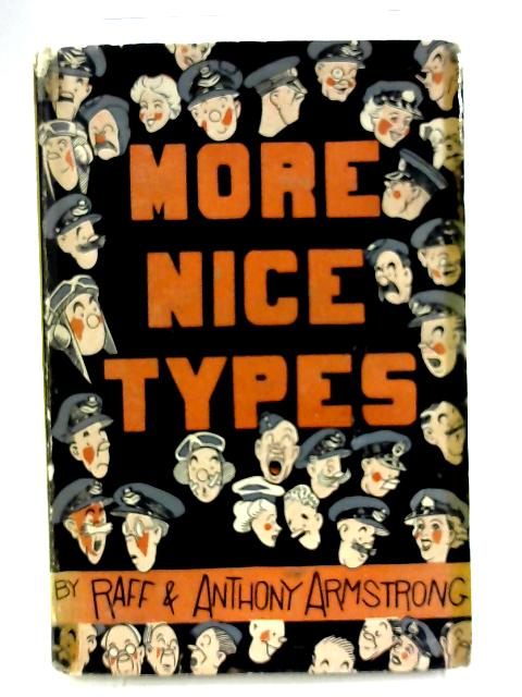More Nice Types By RAFF and Anthony Armstrong