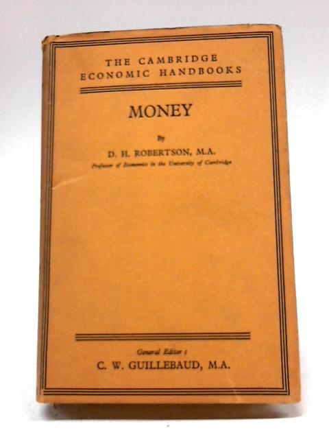 Money By D.H.Lawrence