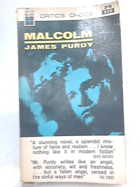 Malcolm By James Purdy