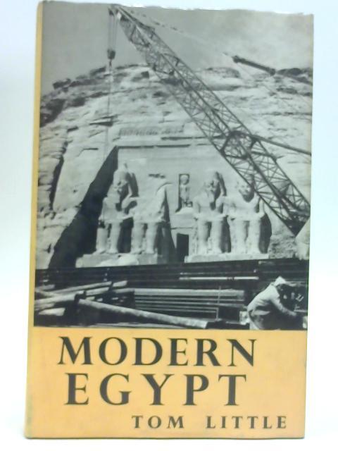 Modern Egypt By Tom Little