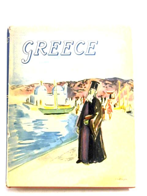 Greece By Jeanne & Georges Roux