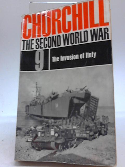 The Second World War Volume 9.The Invasion of Italy By Winston Churchill