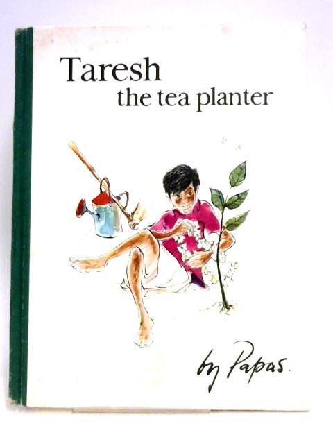Taresh The Tea Planter by William Papas