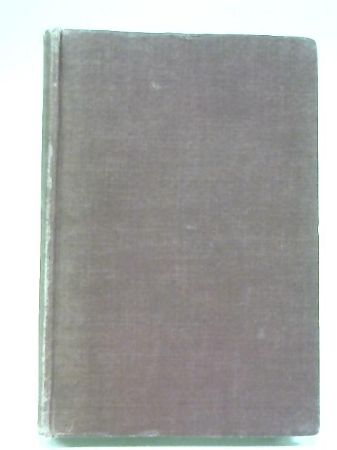 Physics Volume One By G. T. P Tarrant