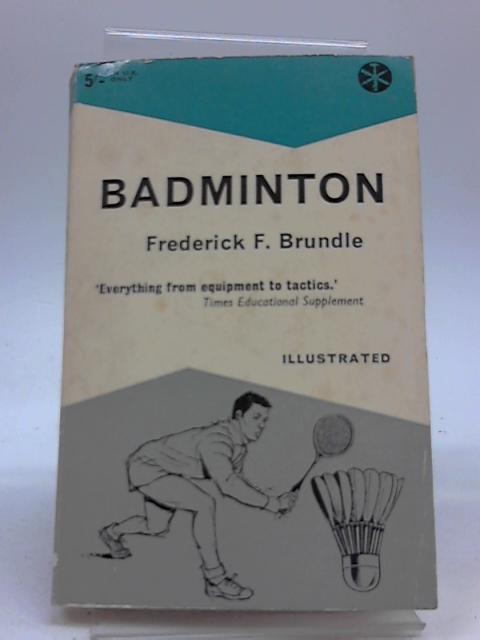 Badminton By Frederick Brundle
