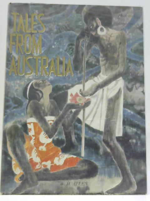 Tales From Australia By Shirley Goulden