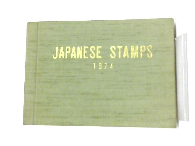 Japanese Stamps 1974 By Anon