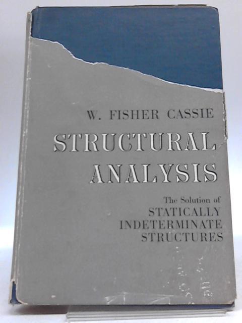 W Fisher Cassie Structural Analysis; T...