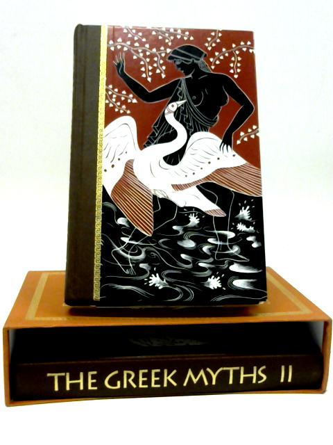 The Greek Myths - Box set of Volume I and II by Robert Graves