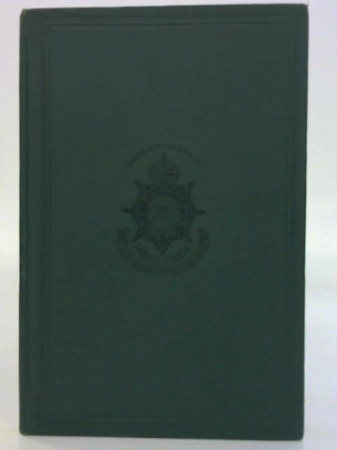 Short History Of The London Rifle Brigade. Compiled Regimentally By Anon