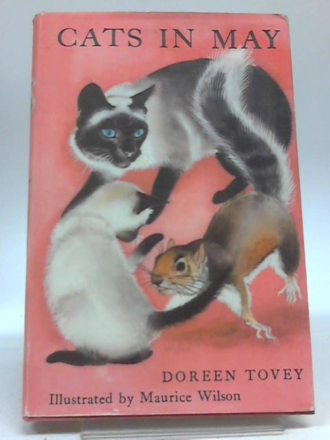 Cats in May by Doreen Tovey