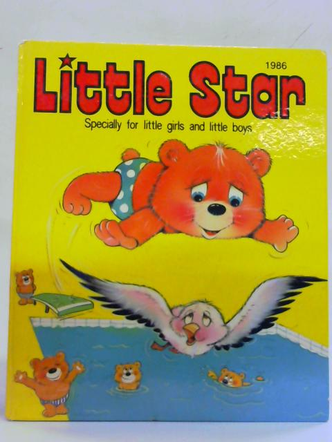 Little Star Annual 1986 By Anon