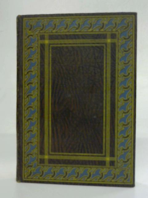 A Little Book of Toasts and Maxims by ADH