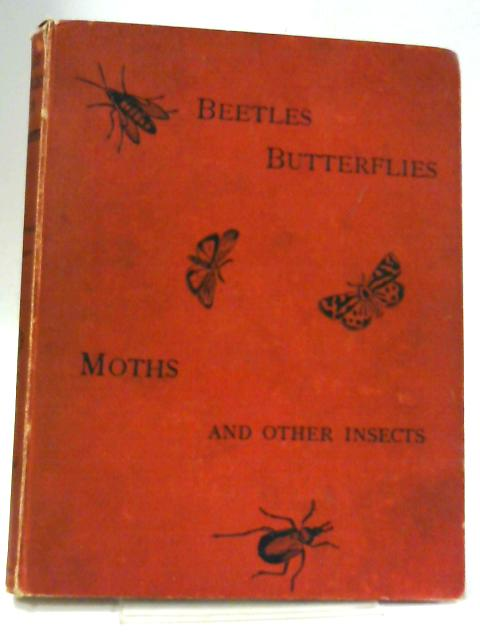 Beetle Butterflies Moths and Other Insects By A. W. Kappel and W. Egmont Kirby