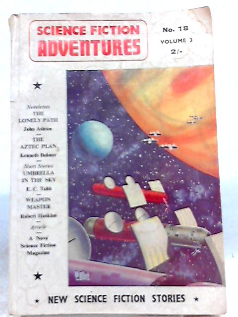 Science Fiction Adventures Vol. 3 No. 18 by