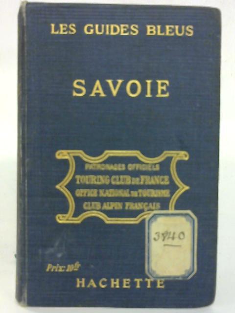 Savoie by M. Maurice Paillon