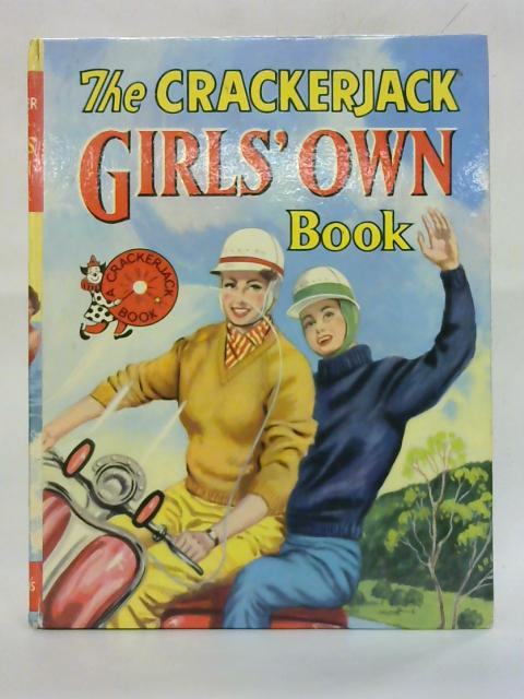 The Crackerjack Girl Own Book By Anon