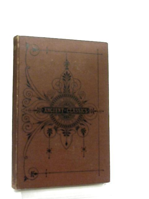 Cicero by Rev. W. Lucas Collins