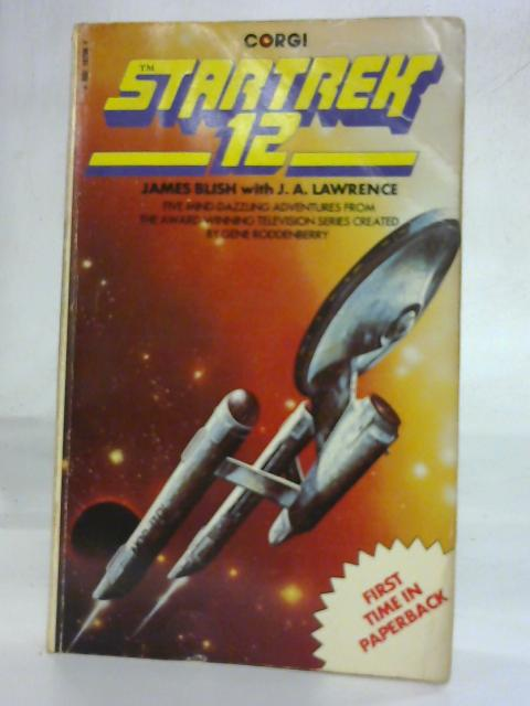 Star Trek: No. 12 by James Blish