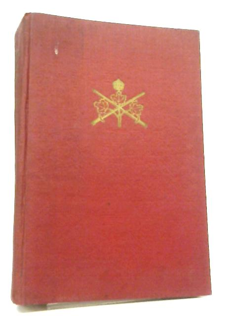 The Canadian Army, 1939-1945, An Official Historical Summary by Colonel C. P. Stacey