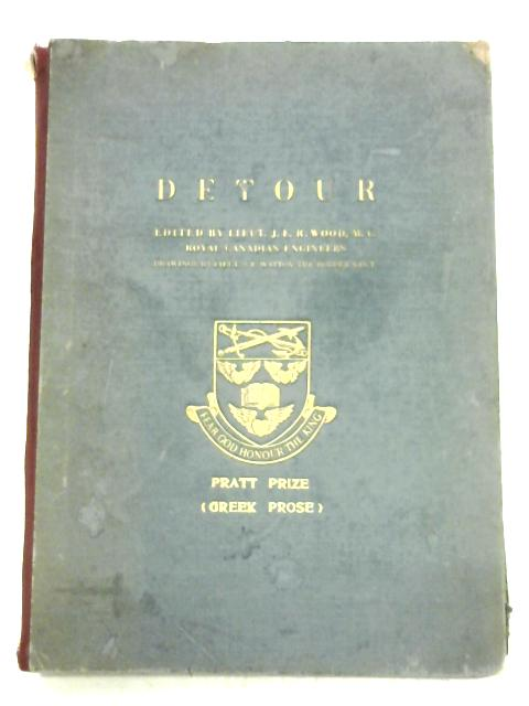 Detour: The Story Of Oflag IVC by J. E. R. Wood