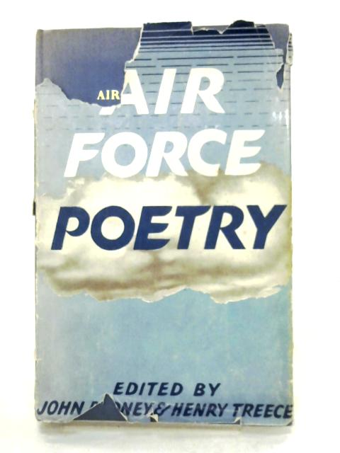 Air Force Poetry by J. Pudney & H. Treece (Ed.)