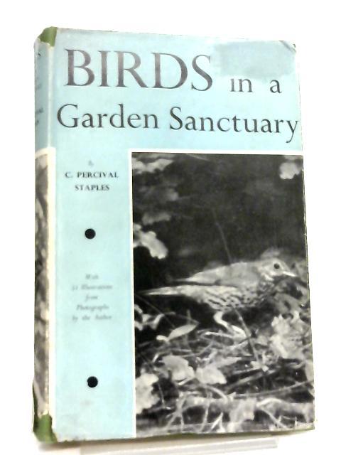 Birds in a Garden Sanctuary by C. Percival Staples