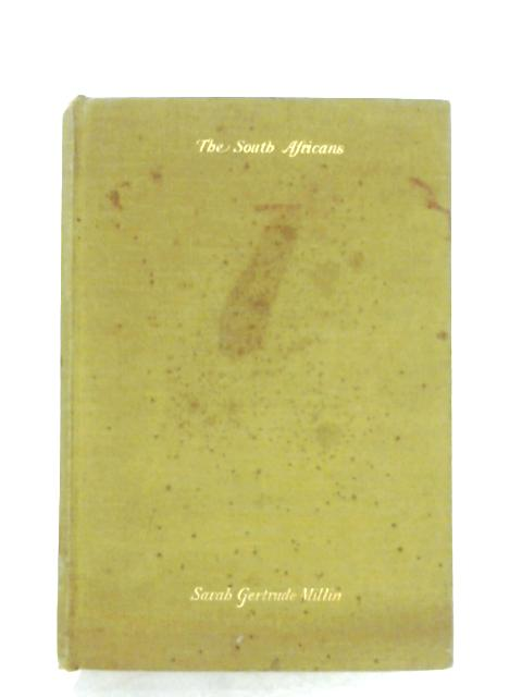 The South Africans by Sarah Gertrude Millin