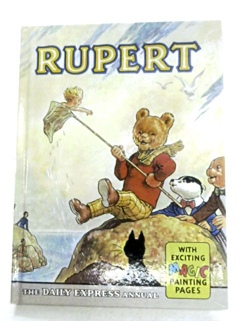 Rupert Annual 1963 By Anon