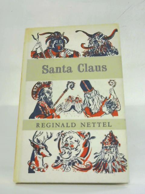 Santa Claus By Reginald Nettel