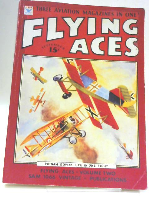 Flying Aces, Volume Two By Various Contributors