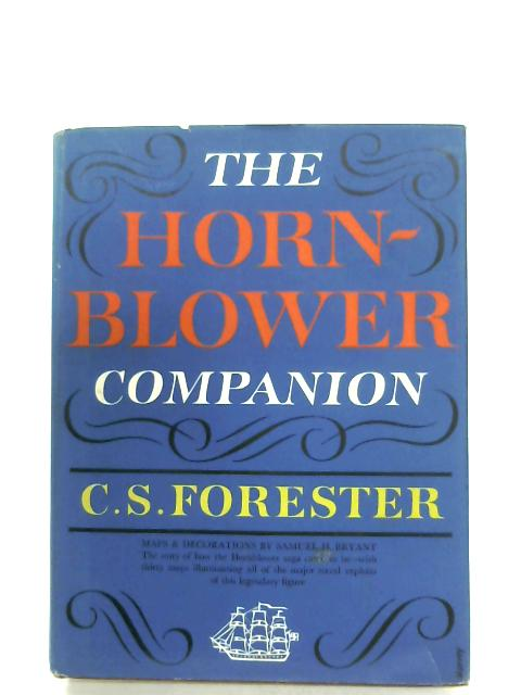 The Hornblower Companion By C. S. Forester