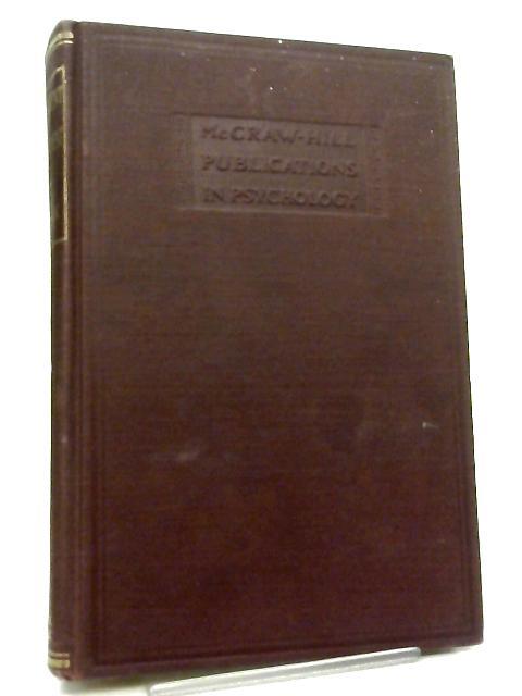 Adolescent Development By E. B. Hurlock