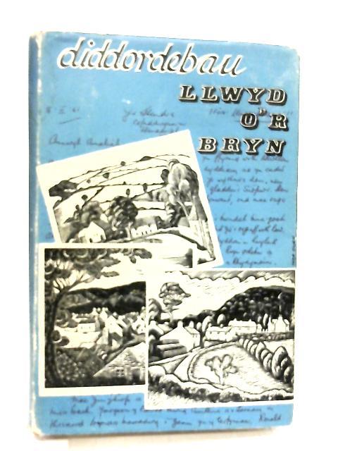 Diddordebau Llwyd O'R Bryn By Trebor Lloyd Evans