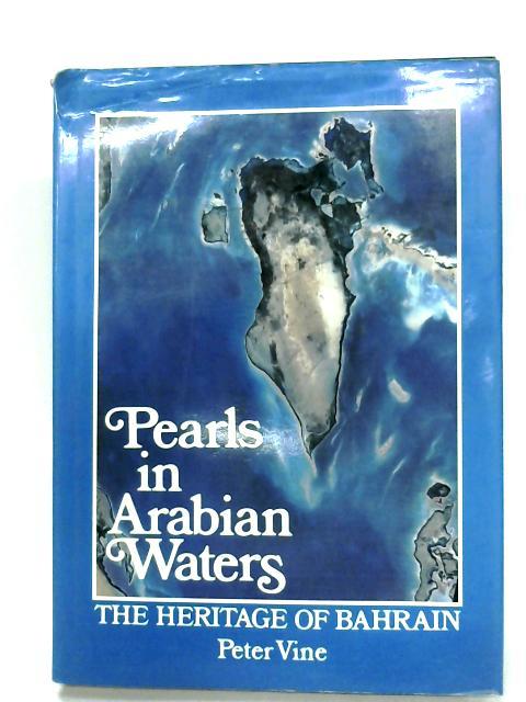 Pearls In Arabian Waters By Peter Vine