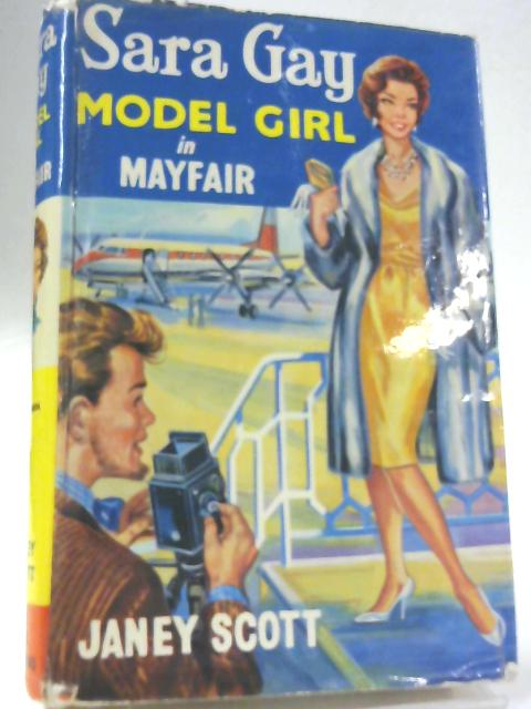 Sara Gay, Model Girl in Mayfair By Janey Scott