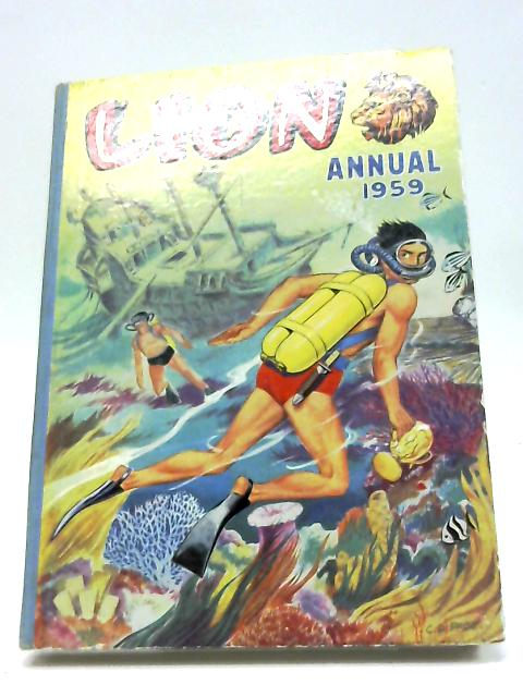 Lion Annual 1959 By Various