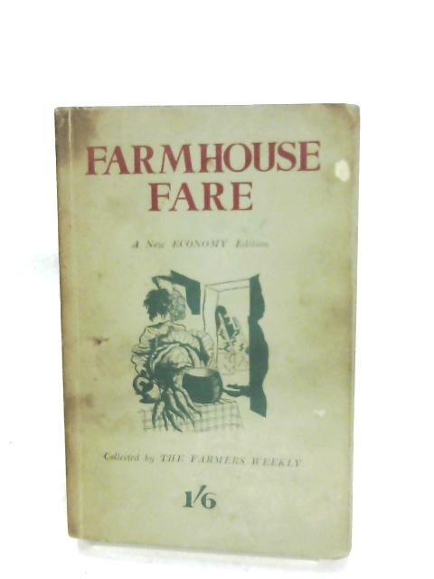 Farmhouse Fare By Anon