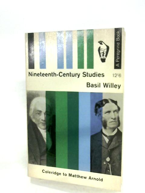 Nineteenth-Century Studies By Basil Willey