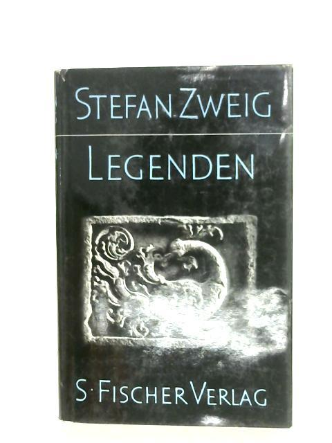 Legenden by Stefan Zweig